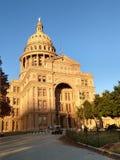 得克萨斯国会大厦大厦 免版税库存图片