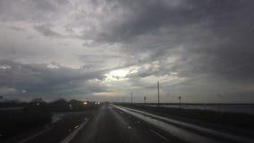 得克萨斯天气天气 免版税库存图片