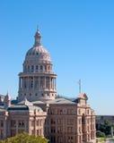 得克萨斯状态国会大厦 免版税图库摄影