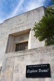 得克萨斯纪念品博物馆 免版税库存图片