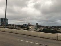 得克萨斯,牛仔偏僻的星和城市的状态 免版税库存照片