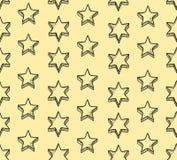 得出准备好的星形向量的背景下载 库存照片
