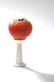 得奖的蕃茄 库存图片