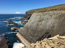 循环入口半岛,克莱尔郡,爱尔兰 免版税库存图片