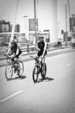 循环挑战星期天- 94.7动力- 2010年 免版税库存照片