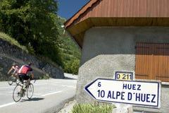 循环的法国 免版税图库摄影