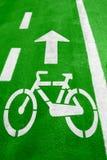 循环路径 库存照片