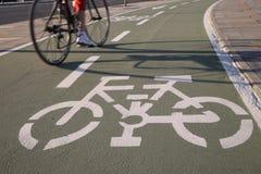 循环运输路线 免版税库存图片