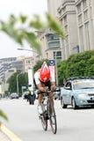 循环putrajaya的2012个亚洲人冠军 库存图片