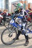 循环racings 免版税库存图片