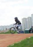 循环racings 库存照片