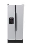 微型冰箱 库存图片