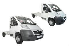 微型卡车 图库摄影