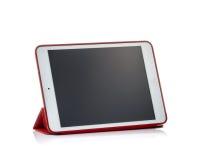 微型品牌的iPad的照片 图库摄影