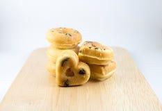 微型多福饼 免版税图库摄影