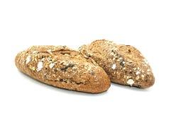 微型多麦芽长方形宝石 免版税库存照片