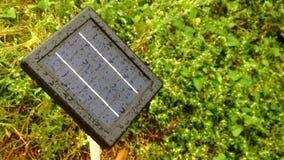 微型太阳能电池朝向由太阳光FullHd 1080P决定 影视素材