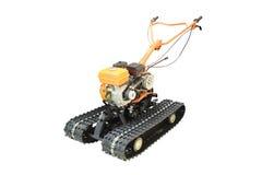 微型拖拉机 免版税库存照片