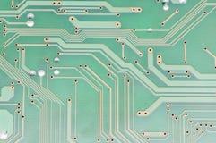 微型控制器板 免版税图库摄影