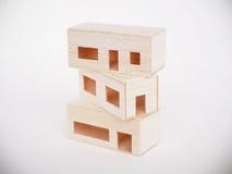 微型木式样切口艺术品工艺手工制造最小 库存照片