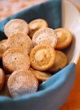 微型松饼 免版税图库摄影