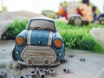 微型汽车 库存照片