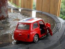 微型汽车 免版税库存照片