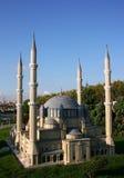 微型清真寺 免版税库存图片