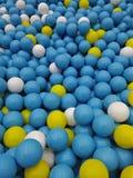 微型球 库存图片