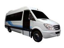 微型的公共汽车 免版税图库摄影