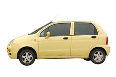 微型的汽车 免版税图库摄影