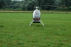 微型的直升机 库存照片