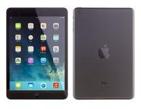 微型的iPad 免版税库存照片