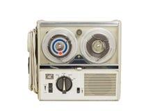 微型老录音机02 图库摄影