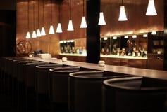 微型酒吧 免版税库存图片