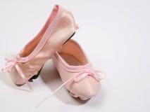 微型鞋子 库存照片