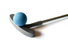 微型高尔夫球材料- 08 免版税图库摄影