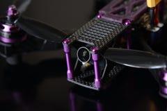 微型Quadcopter 库存图片