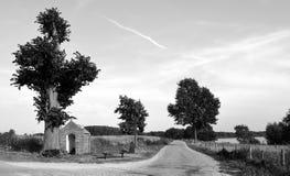 微小的教堂 免版税图库摄影