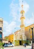 微小的清真寺 图库摄影