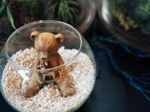 微小的熊 免版税库存照片