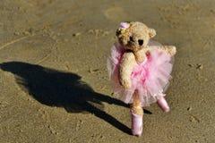 微小的舞蹈家 免版税库存图片