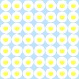微小蛋的高亮度显示不规则的sl 向量例证