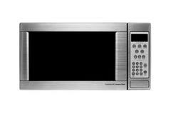 微波现代烤箱 库存照片