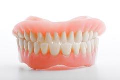 微笑的下颌 免版税库存照片