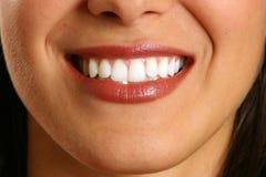 微笑 免版税库存图片