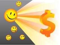 微笑 免版税库存照片