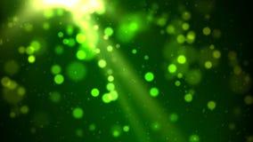 微粒背景-圈 向量例证