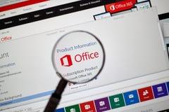 微软办公软件词, Excel 库存图片