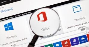 微软办公软件词, Excel 库存照片